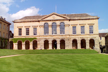 Worcester College, Oxford, United Kingdom
