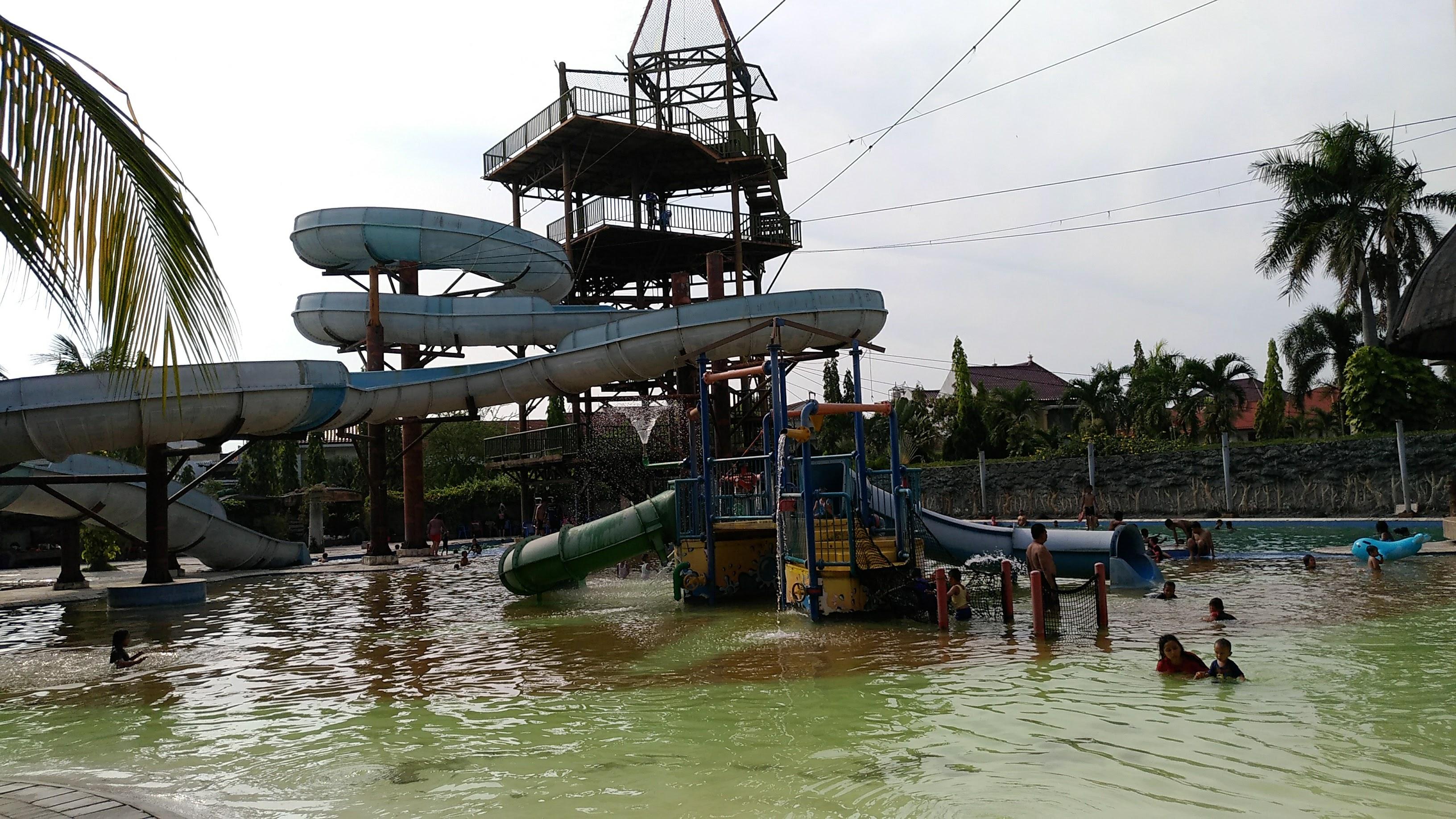 Water Fun Plaza Marina