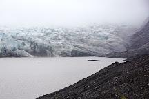 Flaajokull Glacier, Skaftafell, Iceland