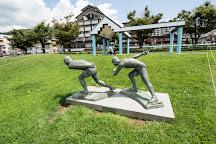 Kohan Park, Suwa, Japan