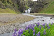 Stjornarfoss, Kirkjubaejarklaustur, Iceland