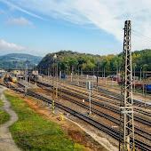 Железнодорожная станция  Beroun