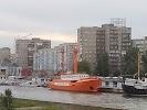 Речные Прогулки - Причал, Ленинский проспект на фото Калининграда