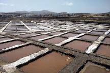 Salt Museum Salinas del Carmen, Antigua, Spain
