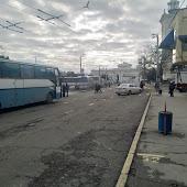 Автобусная станция  Simferopol avtovokzal