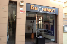 Begemot Art & Fashion Gallery, Barcelona, Spain