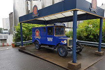 Tennents Wellpark Brewery, Glasgow, United Kingdom