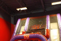 Bounce U, Roseville, United States