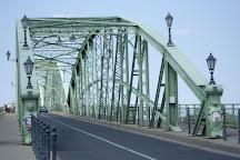 Maria Valeria Bridge, Esztergom, Hungary