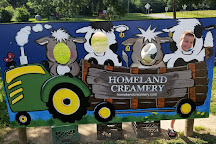 Homeland Creamery, Julian, United States