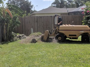 Starrett Stump Grinding