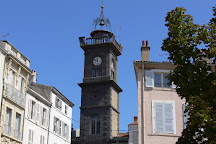 La Tour de l'Horloge, City of Issoire, France