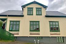 The Settlement Center, Borgarnes, Iceland