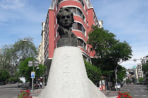 Monumento de Goya, Madrid, Spain
