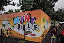 Aumata Mini Golf, Arorangi, Cook Islands