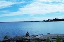 Beach Mansikkalahti, Kotka, Finland