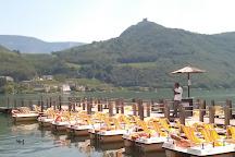 Kalterer See, Caldaro sulla Strada del Vino, Italy