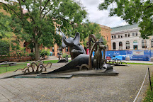 Dr. Seuss National Memorial Sculpture Garden, Springfield, United States