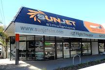 SunJet Simulations, Mooloolaba, Australia