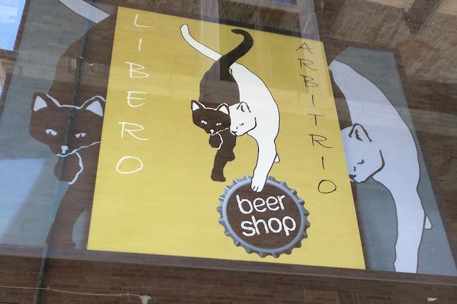 Libero Arbitrio Beershop, Jesi, Italy