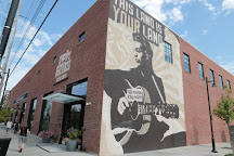 Woody Guthrie Center, Tulsa, United States