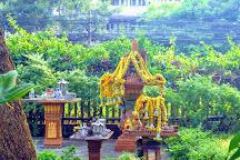 Santiphap Park (Park of Peace), Bangkok, Thailand