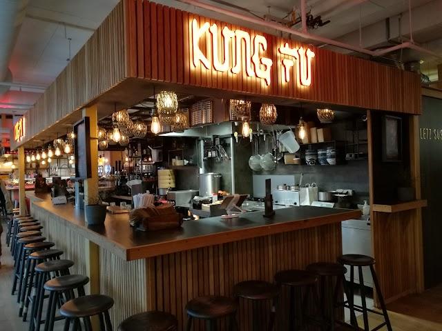 Kung Fu Street Food