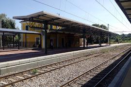 Железнодорожная станция  Grandate Breccia