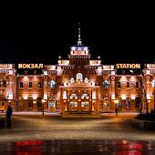 Железнодорожная станция  Kazan Passazhirskaya Station