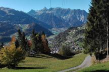Flying-Fox-Golm, Schruns, Austria