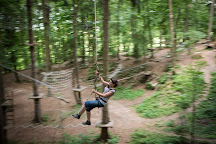 Adventure Park Geoss, Litija, Slovenia