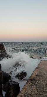 Пляж пансионата Дружба (Курпаты)