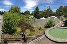 Southern Lake Taupo Adventure Mini Golf, Turangi, New Zealand