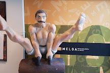 Melga. Museo Etnoludico de Galicia, Ponteceso, Spain