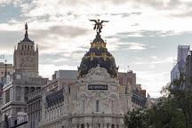Metropolis Building, Madrid, Spain
