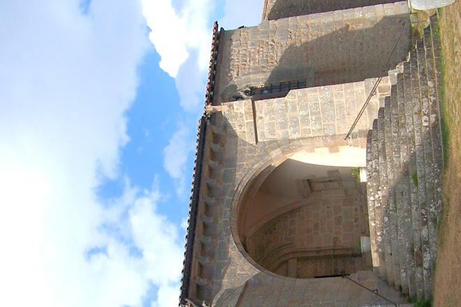 Eglise de l'Assomption-de-la-Vierge de Montarcher, Montarcher, France