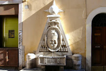 Fontana della Cancelleria, Rome, Italy