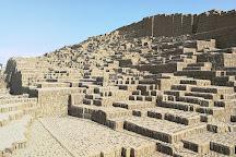 Huaca Pucllana, Lima, Peru