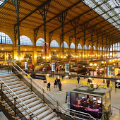 Станция  Paris Paris
