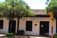 Museo Historico Comandante Pedro Pablo Caballero, Piribebuy, Paraguay