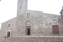 Pieve di San Pietro, Radicofani, Italy
