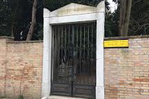 Cimitero Ebraico, Lido di Venezia, Italy