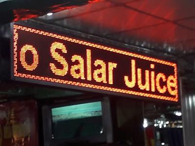 Salar Juice Shop