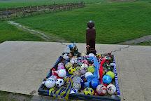 Christmas Truce Memorial, Comines-Warneton, Belgium
