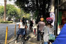 Taco Walk, Mexico City, Mexico