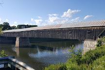 Cornish-Windsor Bridge, Windsor, United States