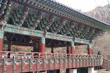 Woljeongsa, Pyeongchang-gun, South Korea