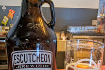 Escutcheon Brewing Co, Winchester, United States