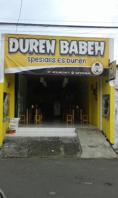 Duren Babeh Tegal Jawa Tengah Indonesia Telepon 62 878 3810 8071