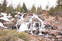Glen Alpine Falls, South Lake Tahoe, United States